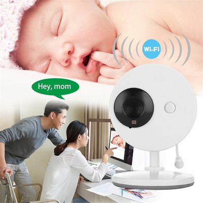 3.5 LCD Digital Baby Monitor Audio Wireless Video Security Camera Night Vision