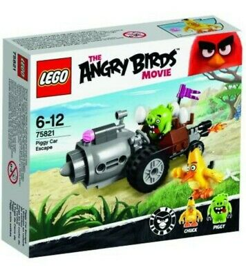 Neu /& OVP 75821 Piggy Car Escape LEGO Angry Birds