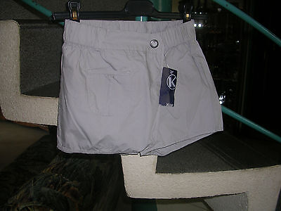 8ca62d8d897 JUPE-SHORT GRIS TAILLE 6 Ans Marque NKY fille neuf - EUR 5