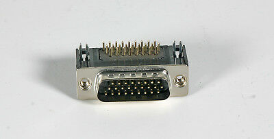 D-Sub Connector - 26 Pin Male - Right Angle PCB Mount