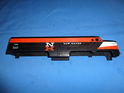 American Flyer #21561 New Haven PA Alco Diesel Locomotive Shell