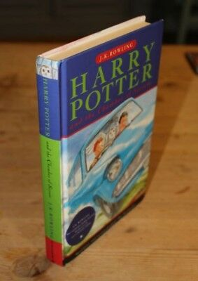 Harry Potter and the Chamber of Secrets, 1st Edition/10th Impression, Hardback