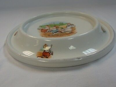Antique Collectible Royal Baby Plate. Patented 1906. Pre-owned and used.