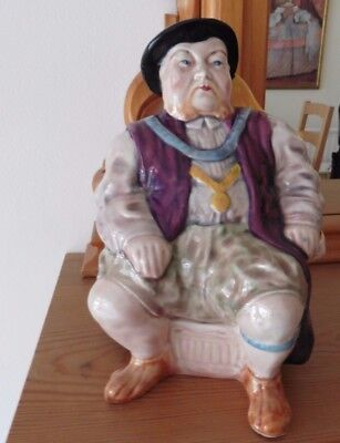 Melba Ware, Henry The Eighth Character Toby Jug