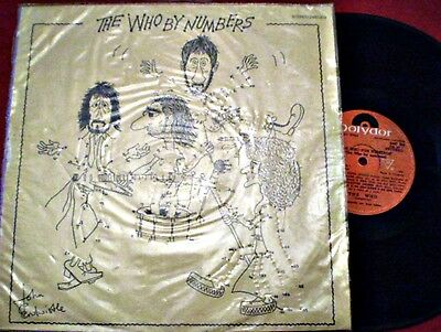 The Who - The Who By Numbers - Uruguay