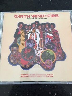 Earth Wind & Fire - The Ultimate Collection - Earth Wind & Fire CD O6VG The The