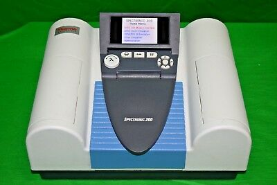 Thermo Fisher Spectronic 200 Spectrophotometer