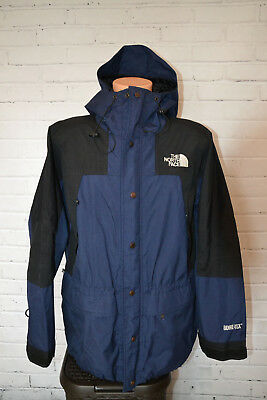 11f4fcf16b THE NORTH FACE Goretex 90s Men s Yellow Sun Vintage Mountain Jacket ...