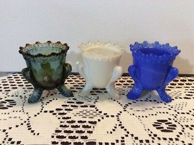 Boyd Forget-Me-Not toothpick holders 1st five years