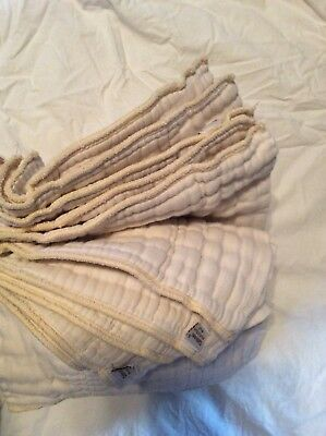 Cloth-eez Brand Cloth Diapers, Size Small