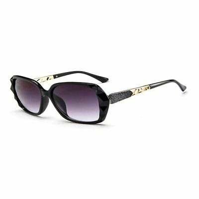 Retro Big Box Sunglasses Fashion Ladies Sunglasses Personality Frog Mirrors NS