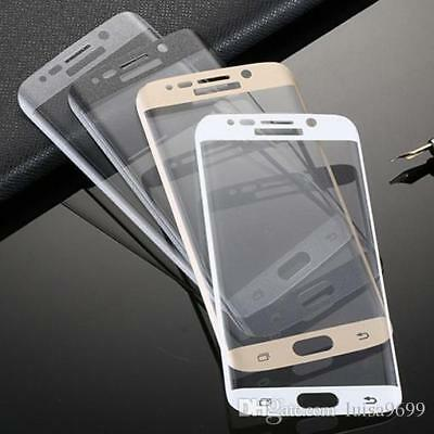 For Samsung Galaxy S7 Edge Full Curved Tempered Glass LCD Screen Protector