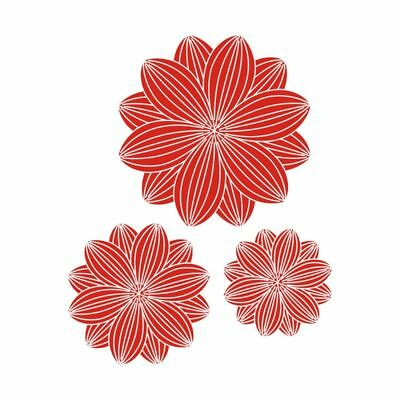 3D Flower Metal Cutting Dies Stencil DIY Scrapbooking Paper Card Embossing Craft
