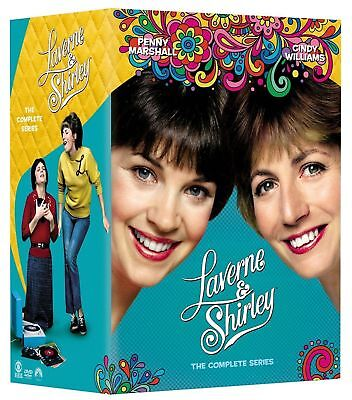 Laverne And Shirley Complete Series Season 1-8 DVD Box Set
