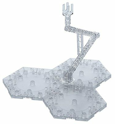 Action base 4 Clear Plastic