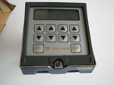CX300/CX400USED Eagle Signal CX202A6 Danaher Industrial ELECTRONIC RESET TIMER