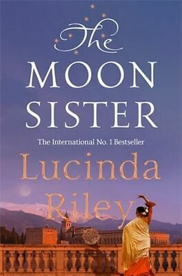 NEW The Moon Sister : Seven Sisters By Lucinda Riley Paperback Free Shipping