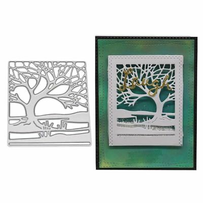 Trees Cutting Dies Stencil DIY Scrapbooking Album Paper Card Embossing Craft