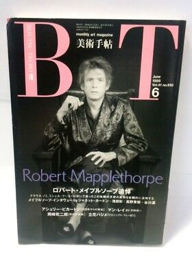 9f39562445 Memory of Robert Mapplethorpe Japan Art Book