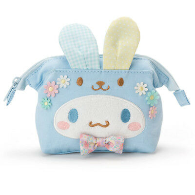 NEW Sanrio Cinnamoroll Cosmetic Make Up Bag Pouch Japan ~ US SELLER (LIMITED)