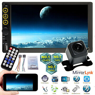 """7""""Car DVD Player For Toyota Avensis Verso Hilux Land Cruiser Stereo Radio+CAMERA"""