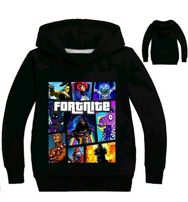 Fortnite hoody Jumper hoodie GTA Style Sizes 9/10 & 11/12 Available game