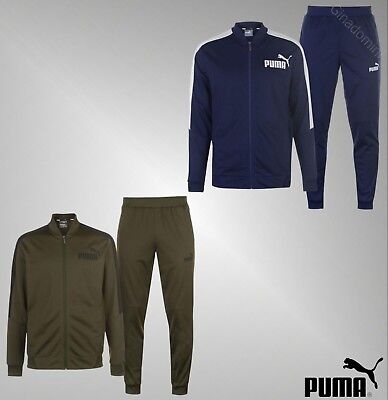 new discount coupon large assortment MENS GENUINE PUMA Everyday 2 Pieces Zip Jacket Soft Bottoms ...