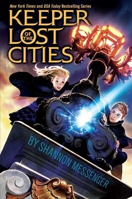 Keeper of the Lost Cities, Hardcover by Messenger, Shannon, Brand New, Free s...