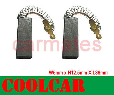 Motor Carbon Brushes For BOSCH WFO2465 WFL1200 WFL1880 WFL2460 washing Machine