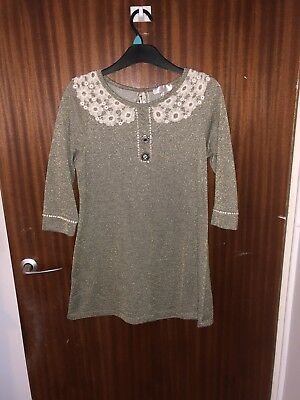 Ladies/Womens/Girls Dress River Island Size 10 Excellent Condition!