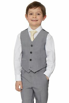 522c23df3170 FRENCH CONNECTION BOYS Formal Navy Blue Waistcoat 2 Pockets Kids ...