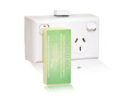 GEOCLENSE - EMF radiation & wifi protection for home & free Mobile phone sticker