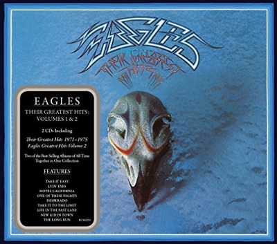 Eagles-Their Greatest Hits 1 & 2 (Uk Import) Cd New