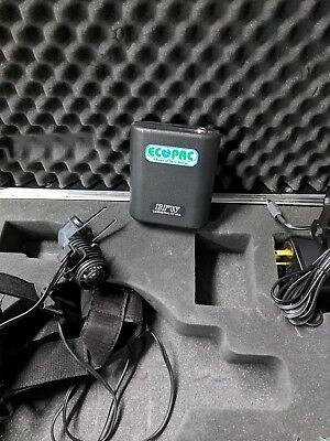BFW Fiberoptic Head Lamp with EcoPac 9400 and padded carry case