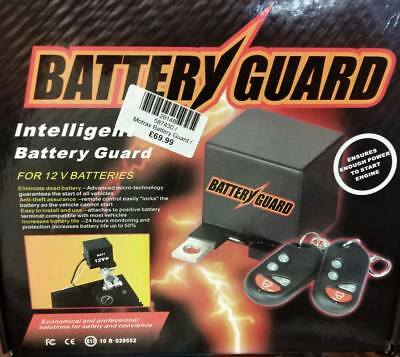 Intelligent Anti-Theft Increase Battery Life Battery Guard 12v Batteries BC29148