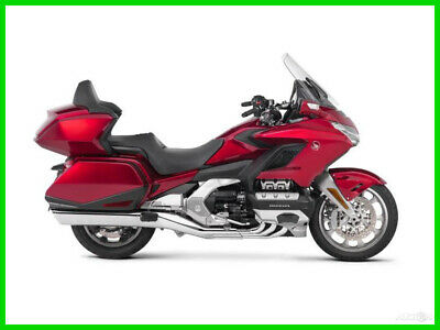 2018 Honda Gold Wing Tour Automatic DCT Candy Ardent Red