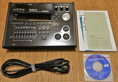Roland drum sound module TD-30 from japan AC100V EMS  F / S*