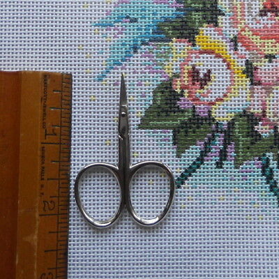 Bohin extra small mini Embroidery Scissors made in France thread snips
