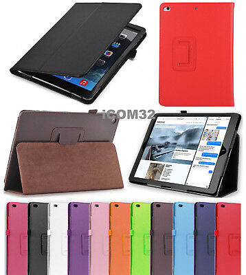 For Apple iPad mini 4 -  Magnetic Leather Stand Case Folding Protector Cover
