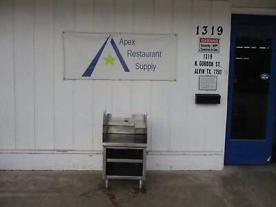 Stainless Steel Work Table/Prep Table /Equipment Stand #3655