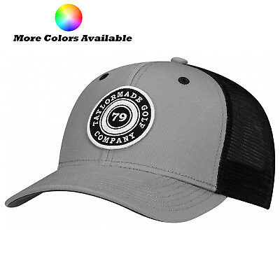 New TaylorMade Golf 2017 Lifestyle Trucker Adjustable Hat Cap