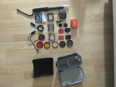 Gopro Hero + LCD + Accessoires d'Occasion