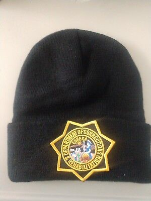 California Department Of Corrections And Rehabilitation Beanie