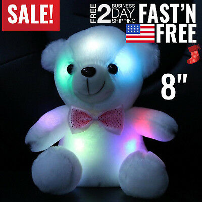 Toys For Girls Kids Children Stuffed Bear for 3 4 5 6 7 8 9 10 Years Olds Age