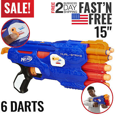 Toys For Boys Kids Children Foam Blaster Gun for 3 4 5 6 7 8 9 10 Years Olds Age