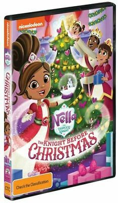 NEW Nella The Princess Knight DVD Free Shipping