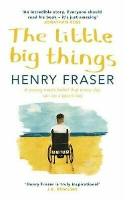 NEW The Little Big Things By Henry Fraser Hardcover Free Shipping
