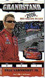 2006 Wheels American Thunder Grandstand #GS4 Dale Earnhardt Jr. Card