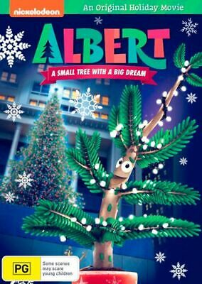 NEW Albert DVD Free Shipping