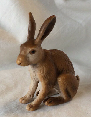 Schleich HARE Bunny Rabbit Animal figure - Retired
